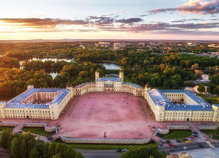 Экскурсия в Гатчину из Санкт-Петербурга