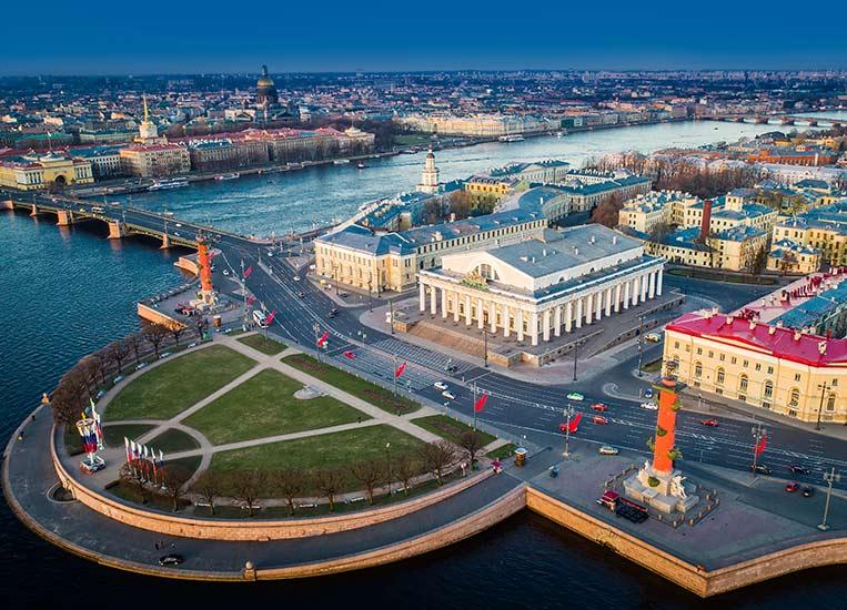 Обзорная экскурсия по СПб